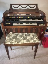 Hammond Organ Works in Naperville, Illinois