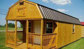 Lofted Cabin in Fort Knox, Kentucky