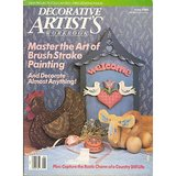 DECORATIVE ARTIST'S WORKBOOK, JUNE, 1988 Painting Magazine in Bolingbrook, Illinois
