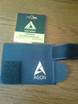 Agon Dog Canine Front Leg Brace Paw Compression Wrap-S/M in Lockport, Illinois