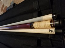 ****CUSTOM POOL CUES - Full Set-up w/ Predator Shaft**** - in Camp Pendleton, California