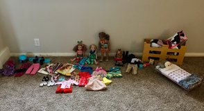 American Girl Dolls and Accessories in Yucca Valley, California