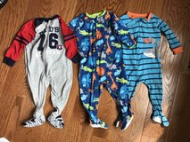 12 mo baby boy pjs in Chicago, Illinois