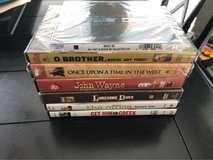 Lot of DVD's and CD in Kingwood, Texas