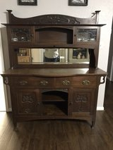 Antique China Cabinet in Baytown, Texas