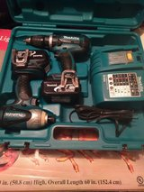 Set of 18v makita tools in Fort Campbell, Kentucky