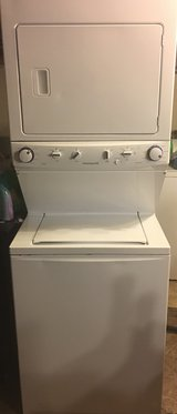 Frigidaire stack washer & dryer combo for Repairs in Baytown, Texas