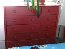 Red Dresser Drawer in Ramstein, Germany
