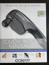 Conair touch n tone massager in Fort Campbell, Kentucky