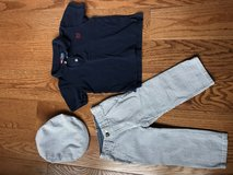 Spring dress up toddler boy in Glendale Heights, Illinois