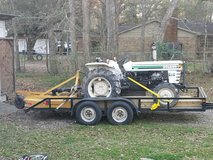 4wheel drive diesel tractor in Kingwood, Texas