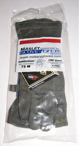 Masley CWF Military Gloves X Large Cold Weather Flyers Gore Tex CWF-FG-75W-XL in Fort Lewis, Washington