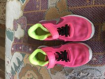 Nikes pink in 29 Palms, California