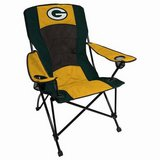 NFL High Back Portable Chair (Green Bay Packers) - NEW! in Plainfield, Illinois