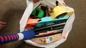 Misc Bag of Toys in Fairfield, California