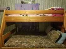 Solid Wood Bunk Bed in Baytown, Texas