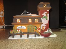 Department 56 New England Village Cape Keag Fish Cannery (Retired) in Kingwood, Texas