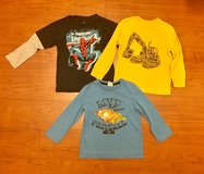 6 Boys Tops, Long Sleeves, Sz 5T/5 in Fort Campbell, Kentucky