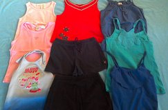 Girls Clothes - Size 7/8 - Summer - 9 Pieces in Tinley Park, Illinois