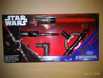 BNIB Star Wars Spin Action Lightsaber in Ramstein, Germany