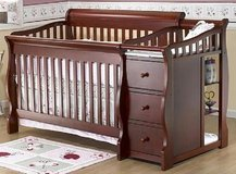 Sorelle Princeton convertible crib in Fort Drum, New York