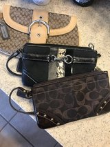 Choice of Coach Wristlette in Chicago, Illinois