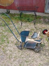 early antique baby stroller in Camp Lejeune, North Carolina