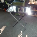 Antique like mirrored butler tray in Elgin, Illinois