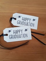 Gift Tags For Graduation in Ramstein, Germany