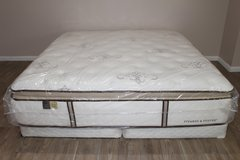 King Size Mattress - Stearns and Fosters - Casa Loma Luxury Firm in Kingwood, Texas