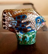 handmade fish sculpture w/gold VIII in El Paso, Texas