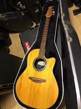 Ovation Acoustic Electric Guitar - Made in USA in Stuttgart, GE