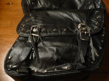 Buffalo Leather Motorcycle Bags in Quad Cities, Iowa