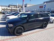 2017 Dodge Durango R/T BRAND NEW LAST ONE in Spangdahlem, Germany