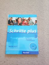 Schritte Plus 3 ( A2.1)  Deutsch learning in Stuttgart, GE
