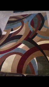 Area Rug 6'7 x 9'6 in Kingwood, Texas