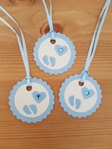 Baby Shower Gift Tags, Favor Bag Tags in Ramstein, Germany