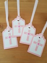 4 Religious Gift Tags All New, Baptism, Communion in Ramstein, Germany