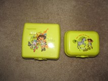 Dora the Explorer Tupperware Set NEW in Fort Benning, Georgia