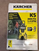 Karcher K5 Premium 2,000 PSI 1.4 GPM Electric Pressure Washer in Fort Riley, Kansas