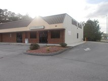 Commercial business space in Camp Lejeune, North Carolina