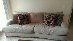 Couch, Love Seat & Chair in Fort Campbell, Kentucky