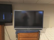 "50"" Sony T.V. with remote in Naperville, Illinois"