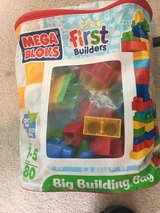 Mega Bloks First Builders/84- Pc. in Camp Pendleton, California