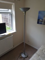 Standing lamp in Lakenheath, UK