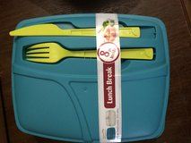Rubbermaid 8 piece lunch box set in Chicago, Illinois