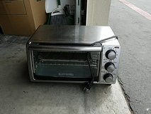 Black and Decker Toaster Oven in Camp Pendleton, California