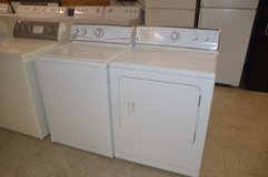 Whirlpool Washer and dryer w/ warranty in Fort Lewis, Washington