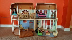 Doll house in The Woodlands, Texas