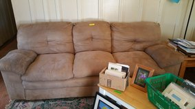 MICRO FIBER COUCH in Yucca Valley, California